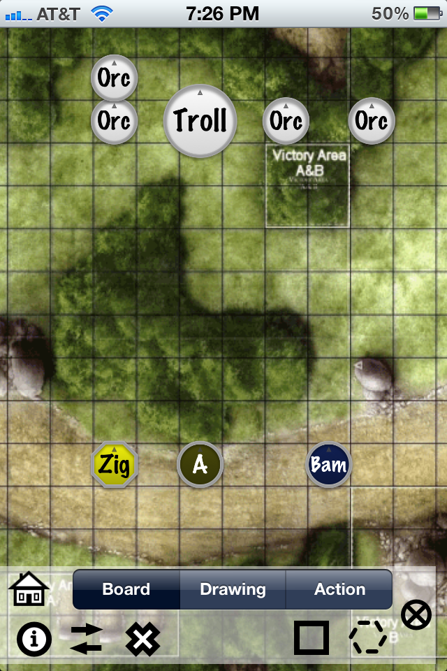 Screenshot Hex Map Pro